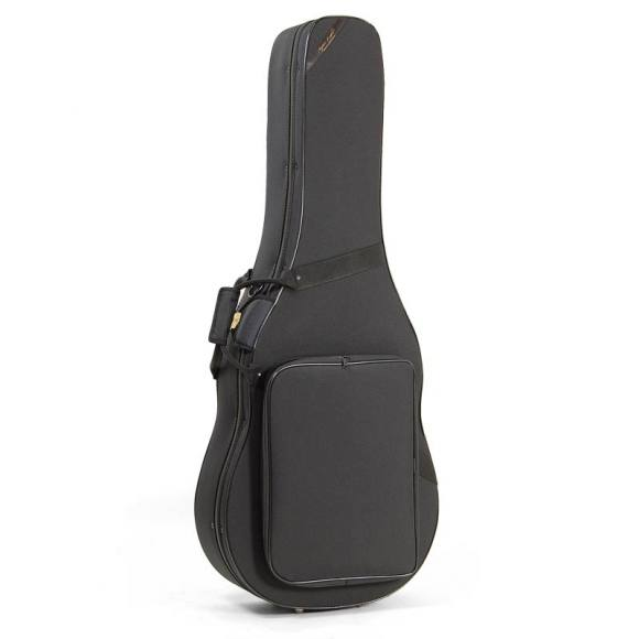 ROKKOMANN Gitarrenkasten Super Light - schwarz