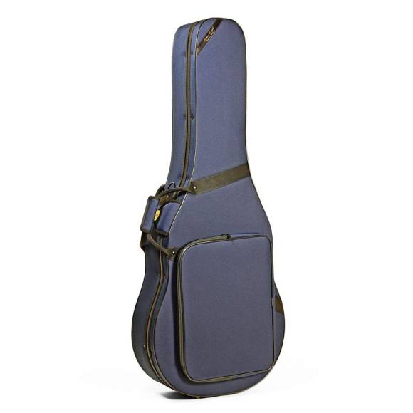ROKKOMANN Gitarrenkasten Super Light - blau