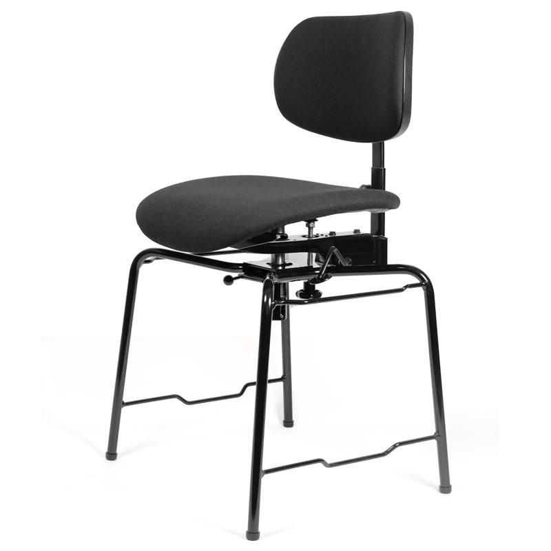 Orchestra Chair Wilde Spieth Adjustable Height Silent Version